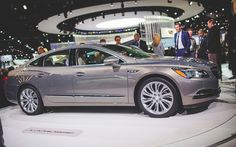 2015 Los Angeles: The 2017 Buick LaCrosse gets revealed for the second generation - http://blog.carshoez.com/2015-los-angeles-the-2017-buick-lacrosse-gets-revealed-for-the-second-generation/