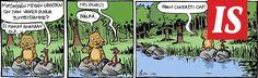 Lue sarjakuva Kamala luonto