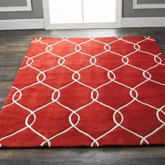 1000+ ideas about Red Rugs on Pinterest | Ivory Rugs, Rugs ...
