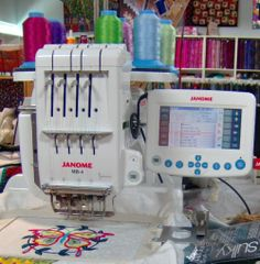 Janome MB4 Review | Sewing Insight