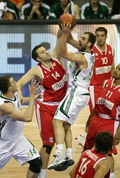 Vassilis Spanoulis, 1982-, is a Greek professional basketball player for Olympiacos FC. His nickname is Kill Bill and he has been named the Balkan Athlete of the Year in 2009, the All-Europe Player of the Year in 2012 and the Euroleague MVP in 2013.