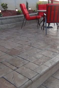 Concrete Patios  Tri-State Bomanite  Cincinnati, OH