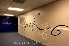Would love to copy this for the church basement walls