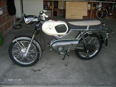 1970 Kreidler Florett K54/32D, 49cc