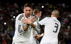 @RealMadrid Sergio Ramos #9ine