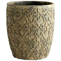 Check out the Cyan Design 05919 Augustus Large Planter in Slate priced at $122.50 at Homeclick.com.