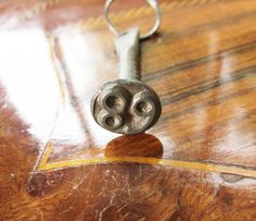 Antique Railroad Tie Date Nail Pendant - 89 - Year of Birth - Age - Lucky Number - Numerology by Gementia13Jewels, $75.00