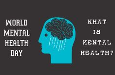 WORLD MENTAL HEALTH DAY SPECIAL: What Is Mental Health? http://blog.yourdost.com/2015/10/world-mental-health-day-special-what-is-mental-health.html