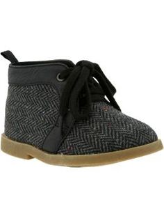 Herringbone Boots for Baby (Old Navy) $11.97