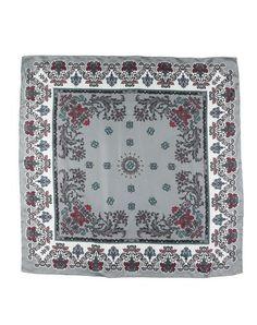 GIVENCHY Square Scarf. #givenchy #square scarf
