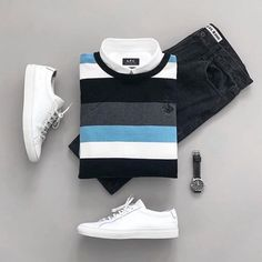 We Bring You The Best Simple, Stylish and Fashionable Outfit Ideas For Men That Every Men Would Love and Best Men's Fashion Styles From Male Models From All Over The World. Casual Wear For Men, Stylish Mens Outfits, Casual Outfits, Fashion Outfits, Fashion Ideas, Fashion Styles, Fashion Trends, Work Outfits, Fashion Clothes