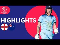 Watch full highlights of the England vs New Zealand match at Lord's, the Final of the 2019 Cricket World Cup. The home of all the highlights from the ICC Men. Man Of The Match, Full Match, Kane Williamson, Cricket Videos, Comedy Clips, World Cup Match, Icc Cricket, Match Highlights, Latest Music Videos
