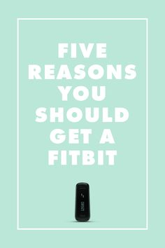 Five Reasons you should get a Fit Bit--- I have a fitbit! Fitness Tracker, Fitness Tips, Fitness Motivation, Health And Beauty, Health And Wellness, Health Fitness, Good To Know, Feel Good, Fitness Gadgets