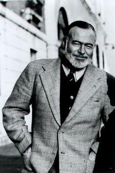 hemingway | El 21 de julio de1898 nace Ernest Hemingway - LA CUBA DEL GRAN PAPIYO ...