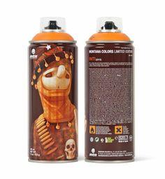 Montana Colors limited edition Inti #spraycan #inti