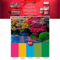 #Paletadecolores #Pintart