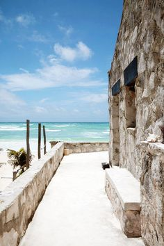 Tulum, Mexico. Complete Oasis.