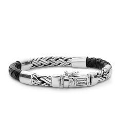Buddha To Buddha armband 633BL Katja Mix zwart kopen? Gratis Verzending  | Juweliersmode