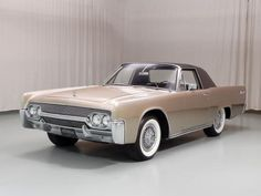 1962 Lincoln Continental   #classic #car #vintage #Lincoln