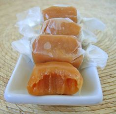How to Make Creamy Caramels in 10 Simple Steps: A Photo Tutorial: Your Caramels Are Finished