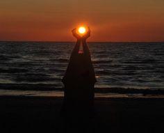 Nothing like a Georgian Bay sunset!!