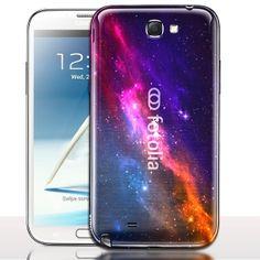 Coque Samsung Note 2 Espace X. #SpaceX #SamsungGalaxy #Note2 #PhoneCase