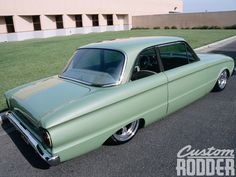 1961 Ford Falcon Maintenance/restoration of old/vintage vehicles: the material for new cogs/casters/gears/pads could be cast polyamide which I (Cast polyamide) can produce. My contact: tatjana.alic@windowslive.com