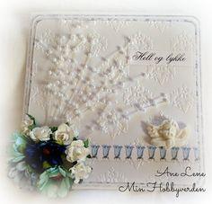 Min hobbyverden: DT for Papirlosjen, med kortkit fra Scrapomania Handmade Cards, Boxes, Frame, Home Decor, Homemade Home Decor, Crates, Box, Cubbies, Interior Design