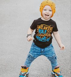 keep your trendy babe(s) stylin in all the one of a kind LJkids baseball jerseys and tees! Trendy Boy Outfits, Toddler Outfits, Baby Boy Outfits, Kids Outfits, Toddler Boy Fashion, Kids Fashion, Fashion Outfits, Trendy Kids, Trendy Baby
