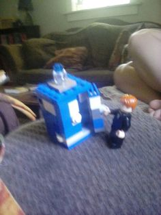 Lego Tardis, Doctor Who, Toys, Toy, Games