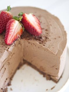 Ice Cream Pies, Piece Of Cakes, Something Sweet, Sweet And Salty, Let Them Eat Cake, Yummy Cakes, Sweet Recipes, Sweet Tooth, Cheesecake