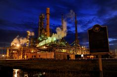 Awaiting a new gusher: The Texas refineries at the end of the Keystone XL line