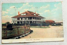 New Orleans country club 1909