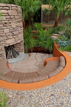 Australian Garden presented by Royal Botanic Gardens Melbourne RHS Chelsea Flower Show 2011 Gold Medal Design by Jim Fogarty
