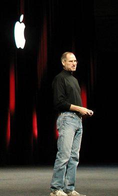 Blog de Santiago Bustamante G.: Steve Jobs y el arte de la oratoria