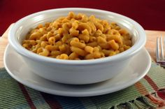 A quick and easy vegan mac n' cheese that doesn't use tofu -- or fat! Miso can have soy in it, so be careful when selecting your miso if you have an allergy or dietary need (chickpea miso is soy-free!).