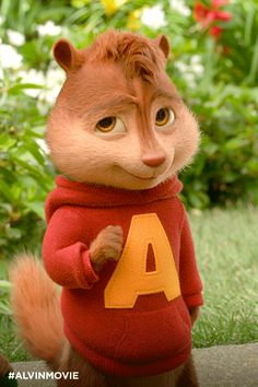 Alvin Is Up To No Good   Alvin and the Chipmunks: The Road Chip