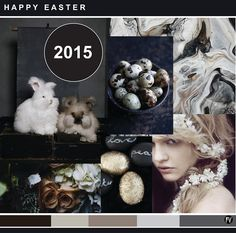 FASHION VIGNETTE: INSPIRATION // HAPPY EASTER
