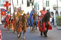 "Cittadella: ""Voci dall'Evo di Mezzo"" (""Voices from the Middle Ages"")  Medevial re- enactment."