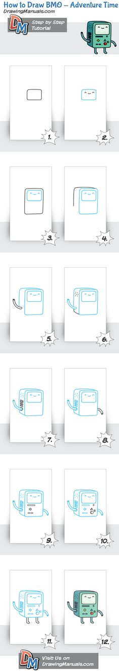How+to+Draw+BMO+–+Adventure+Time