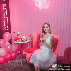 The lovely Jessica Jung at Dior's event