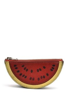 Vintage Hermes SLG Watermelon Coin Purse (Stamp: Circle Z) by LXR on @HauteLook