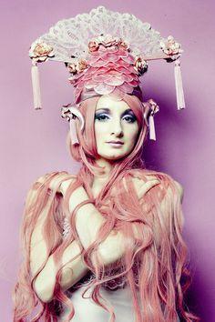 Dragon Headdress Costume | costume on Pinterest | Headdress, Steampunk Circus and Dragon