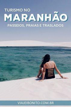 Turismo no Maranhão: passeios, praias e traslados. #maranhao #nordeste #brasil #viajar #dicasdeviagem #americadosul Brazil Vacation, Oahu Vacation, Weekend Vacations, Vacation Spots, Brazil Beaches, Waikiki Beach, Tropical Beaches, Hawaii Travel, Day Tours