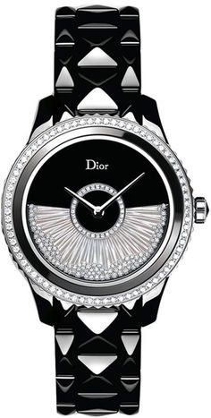 Get inspired and discover Dior Timepieces trunkshow! Shop the latest Dior Timepieces collection at Moda Operandi. Sport Watches, Cool Watches, Luxury Watches, Rolex Watches, Diamond Watches, Ring Armband, Jewelry Accessories, Fashion Accessories, Dior Jewelry