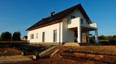 Realizacja projektu Party #ogród #projekt #dom