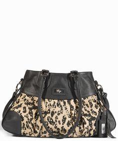 DREAM Umhängetasche Schwarz Leopard von beliya - bei Avocado Store günstig kaufen