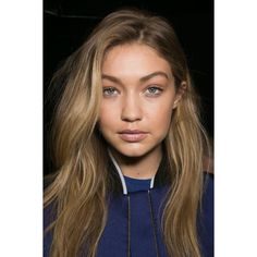céline me alone ❤ liked on Polyvore featuring gigi hadid