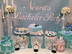 Tiffany's Party | CatchMyParty.com #tiffanys #party