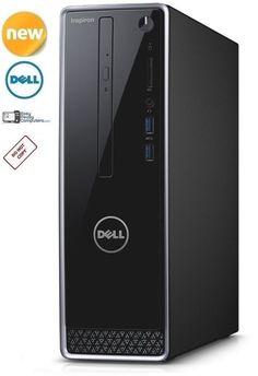 BRAND NEW DELL Inspiron Desktop PC Computer Windows 10 WiFi (FULLY LOADED) #Dell #cheapcomputers